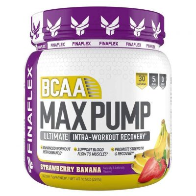 BCAA MAX PUMP, Ultimate Super Intra-Workout
