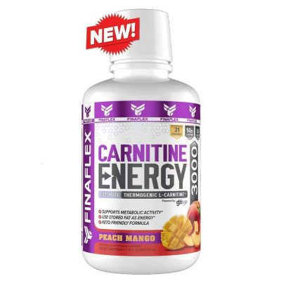 CARNITINE ENERGY, Ultimate Thermogenic L-Carnitine