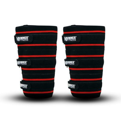 HEAVY DUTY ELASTIC KNEE SLEEVE