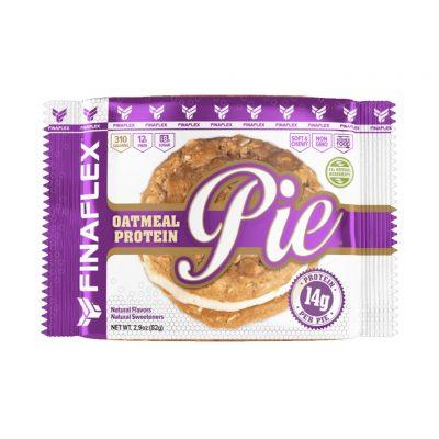 Oatmeal Protein Pie