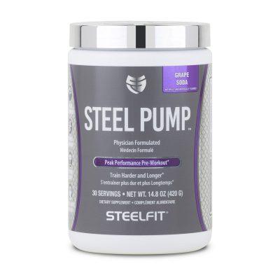 Steel Pump® Peak Performance Pre-Workout*