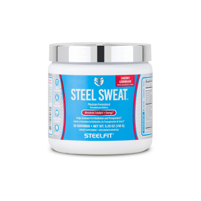 Steel Sweat® Thermogenic Pre-Workout*