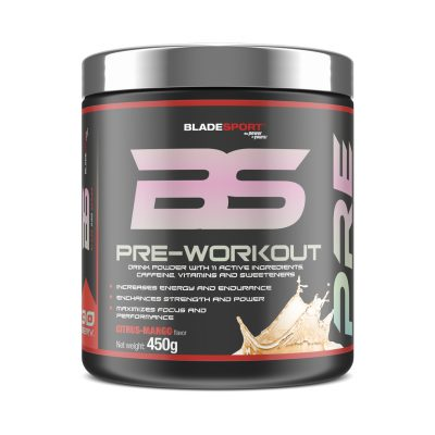 Blade BS Pre-Workout