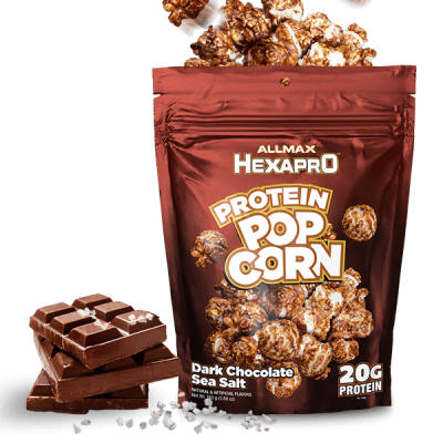 HEXAPRO Protein POPCORN (220g)
