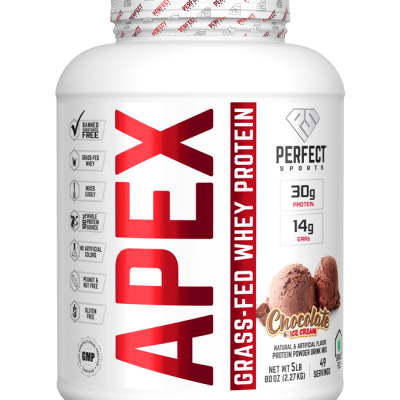 APEX GRASS-FED 100% WHEY PROTEIN