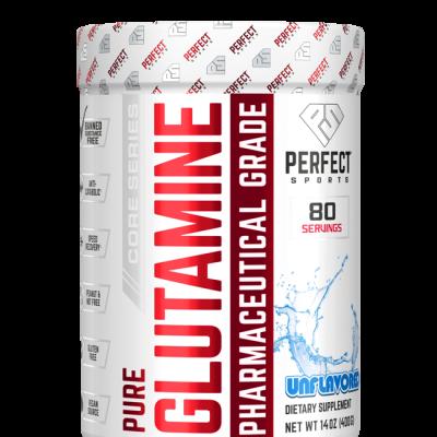 GLUTAMINE • PURE & UNFLAVOURED
