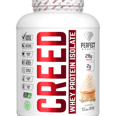 CREED • WHEY PROTEIN ISOLATE
